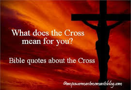 quotes we love about the cross that fill our hearts