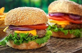 burger like gordon ramsay