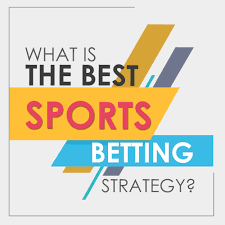 What is the best sports betting strategy? | Mike Cruickshank