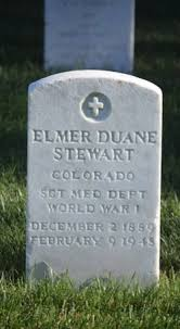 Elmer Duane Stewart (1889-1948) - Find A Grave Memorial