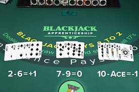 how to count cards in blackjack and
