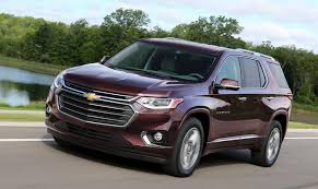 2018 chevrolet traverse chevy s big