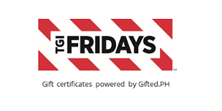 tgi fridays by gifted ph the