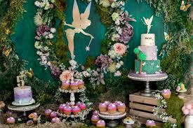 fairy garden inspired birthday party
