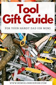 gifts for handyman dad or mom cool