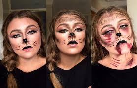 46 kick cat makeup ideas