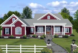 ranch style house plan 74834 with 2294