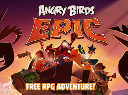 Angry Birds Epic App.