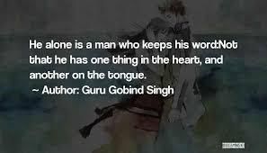 top guru gobind quotes sayings