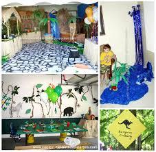coolest safari theme party ideas for