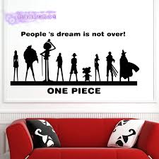 One Piece Wall Decal One Piece Vinyl Wall Stickers Decal Decor Home Decorative Decoration Anime One Piece Car Sticker Decorative Home Decor Home Decorvinyl Decal Aliexpress