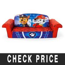 kids marshmallow couch reviews