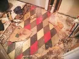 how to remove vinyl and linoleum flooring