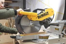 Dewalt 15 Amp Corded 12 In Double Bevel Sliding Compound Miter Saw 3x3 Custom