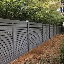 Top 50 Best Backyard Fence Ideas Unique Privacy Designs Privacy Fence Landscaping Fence Design Backyard Fences