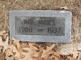 Iva Taylor Stearman James (1908-1937) - Find A Grave Memorial