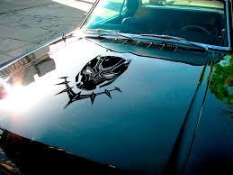 Buy Panther Hood Mask T Challa Wakanda Forever Comic Superhero Justice Car Vinyl Sticker Decal