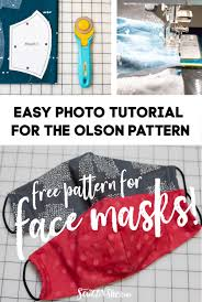 Step Tutorial for the Olson Mask ...