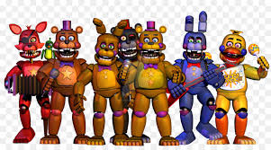 five nights at freddy s 2 toy png