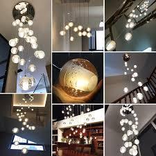 modern led crystal chandelier lighting