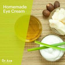 homemade eye cream dr axe