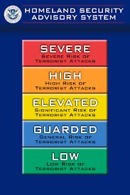 Homeland Security Advisory System - Wikipedia
