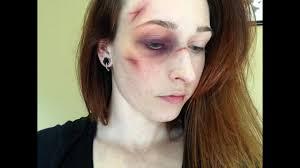 bruised makeup tutorial you