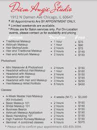 makeup artist wedding rates saubhaya