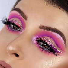 spring pink makeup looks that will