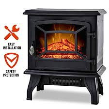 top 10 electric fireplace heaters of