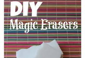 homemade magic eraser recipe
