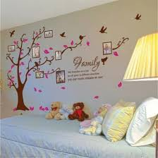 Family Tree Wall Decal Photo Frame Tree Decal Picture Tree Wall Decal Ellaseal
