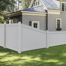 Freedom Emblem 6 Ft H X 7 Ft W White Vinyl Flat Top Fence Panel In The Vinyl Fence Panels Department At Lowes Com