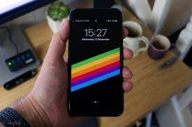 apple ios 11 wallpapers them