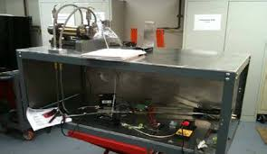Student-Faculty Research on the Combustion in Hybrid-Propellant Rocket  Engine for Aerospace Specialization in Mechanical Enginee