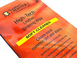 leather master soft cleaning wipes x 12