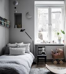 Soft Grey Shades In This Stylish Children S Room Paul Paula