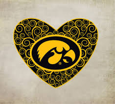 University Of Iowa Decals Iowa Vinyl Decals