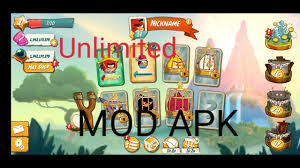 Angry Birds 2 Apk Mod(UNLIMITED) - YouTube