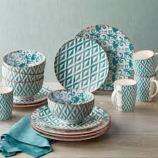 better homes and gardens piers teal mix