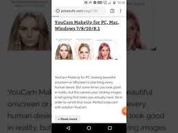 youcam makeup for pc mac windows 7 8