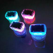 colour changing solar garden lights