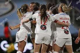 Washington Spirit players celebrate Sam Staab who Editorial Stock Photo -  Stock Image | Shutterstock