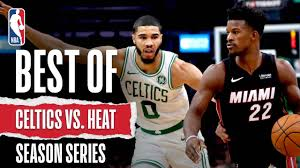 Best Of Celtics Vs. Heat 2019-20 Season Series - YouTube