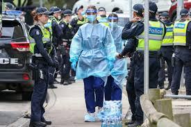 Melbourne lockdown: Health officials ...