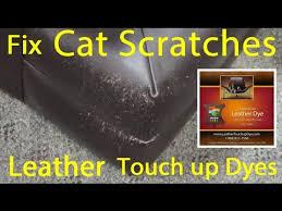 leather dye repair kit