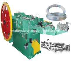 wire nail manufacturing machine nails