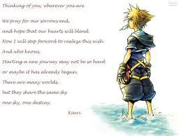 inspirational kingdom hearts quotes