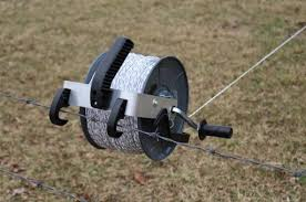 Portable Fence Tagged Reels American Grazinglands Services Llc