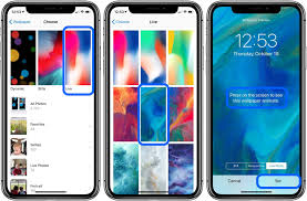 live wallpaper apps for iphone in 2018